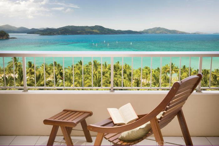 Reef View Coral Sea View Balcony