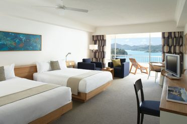 Reef View Coral Sea View Room