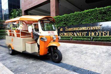 Rembrandt Hotel Tuk Tuk