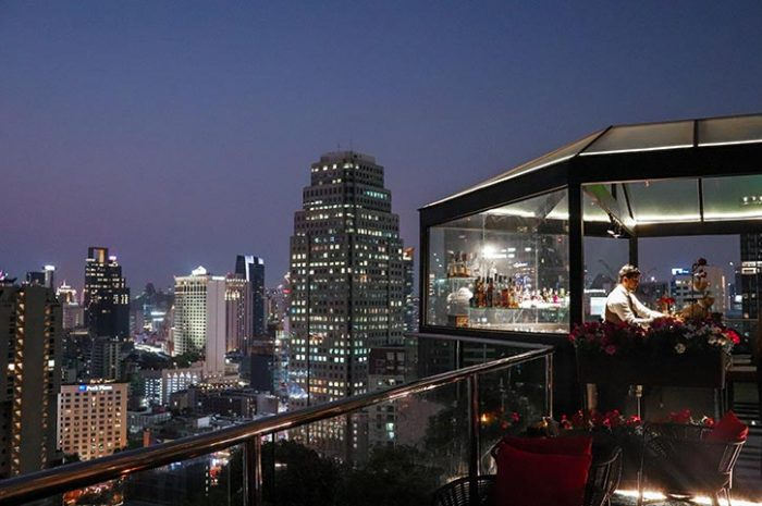 Rembrandt Rooftop Bar