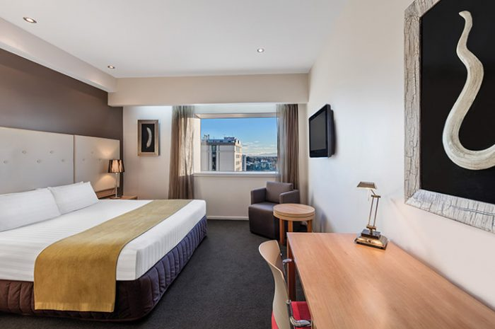 Rendezvous Hotel Guest Room