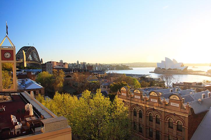Rendezvous The Rocks, Sydney