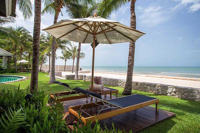 Rest Detail Hotel Beach
