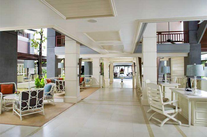 Rest Detail Hotel Lobby