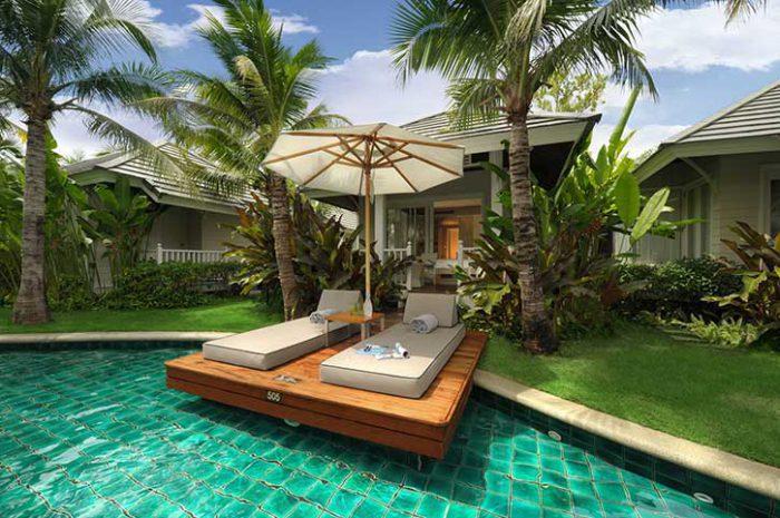 Rest Detail Hotel Pool Village