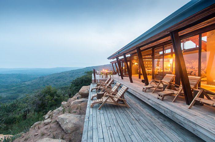Rhino Ridge Viewing Deck