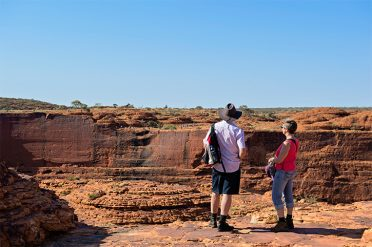 Rim Walk, Kings Canyon