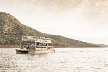 River Cruise On Lake Jozini
