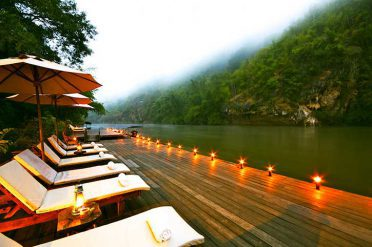 River Kwai Resort Pier