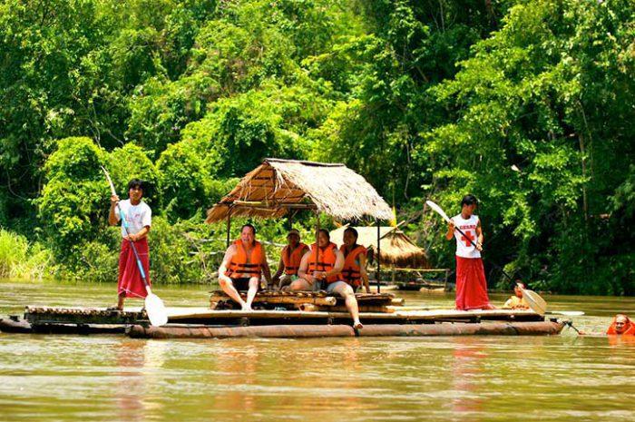 River Kwai Resort River