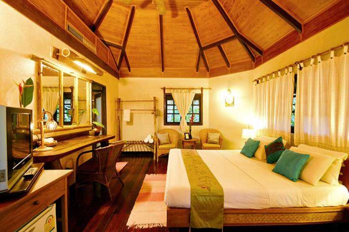 Jungle Chalet Room