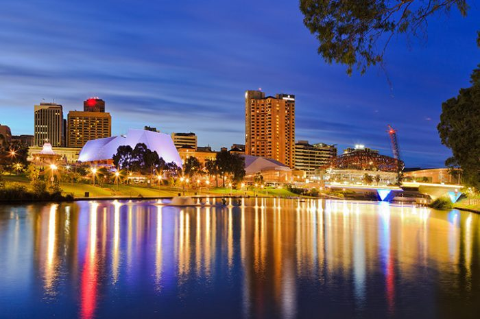 River Torrens, Adelaide