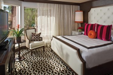 Riviera Palm Springs Double Bedroom