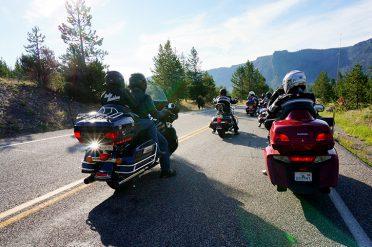 Rockies to Yellowstone Motorcycle Tour