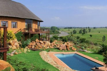Rorkes Drift Hotel Pool