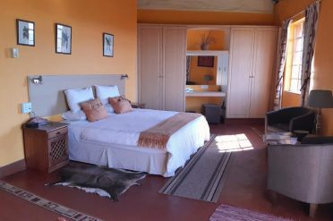 Rorkes Drift Hotel Room Interior
