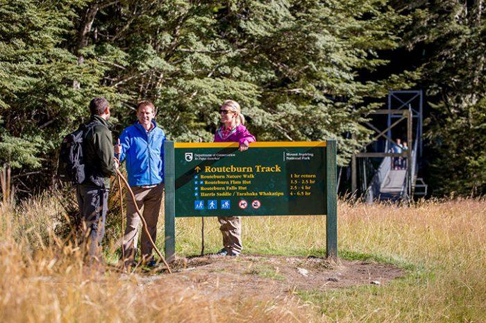 Routeburn Track Guided Walk