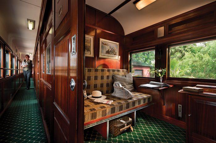 Rovos Rail Pullman Cabin