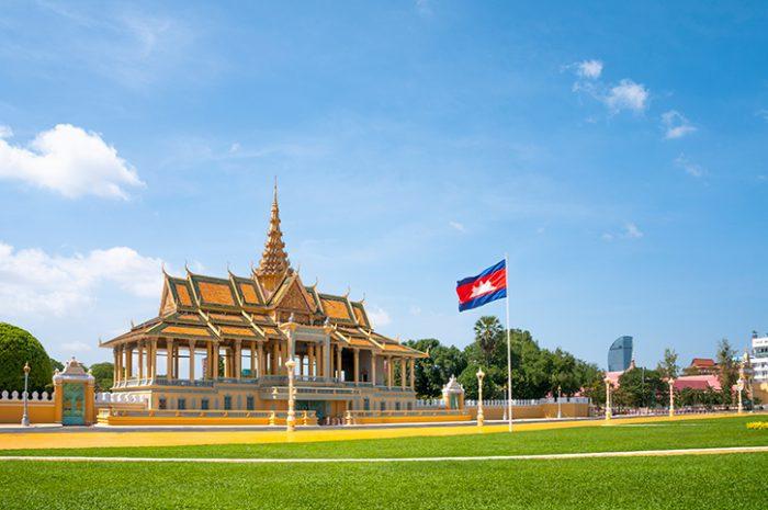 Royal Palace, Pnomh Penh