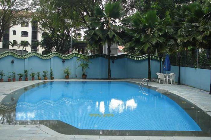 Royal Hotel Swimming Pool