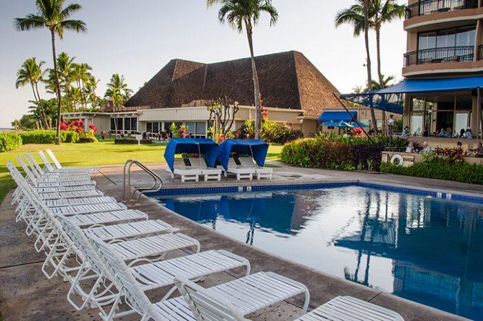 Royal Lahaina Swimming Pool