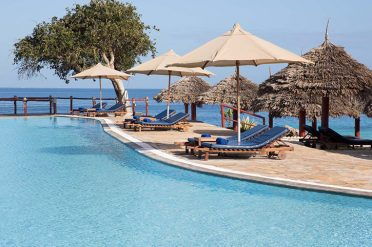 Royal Zanzibar Beach Resort Pool Lounge
