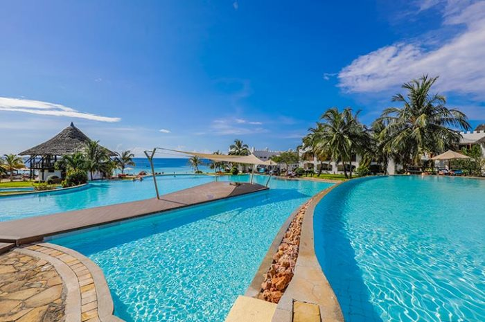 Royal Zanzibar Beach Resort Swimming Pools