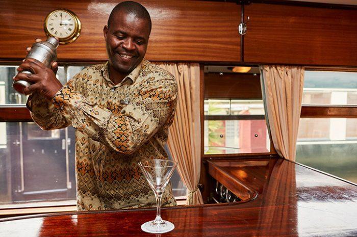 Barman, Shongololo Express