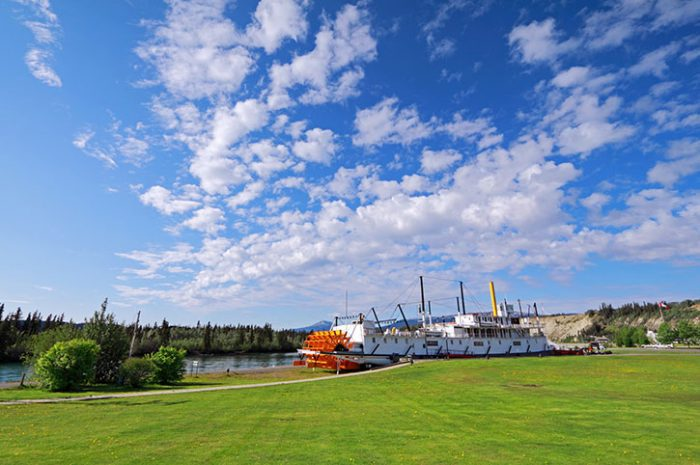 SS Klondike Historical Site, Canada
