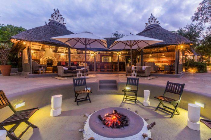Safari Lodge Evening Boma