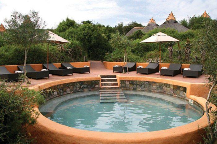 Safari Lodge Main Pool