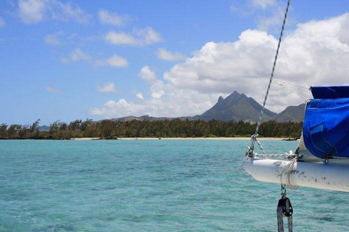 Sailing Along The Coast, Mauritius