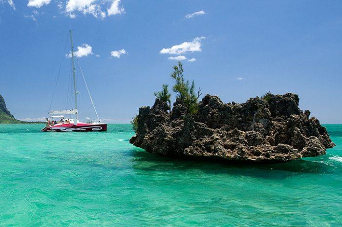 Sailing Catamaran, Mauritius