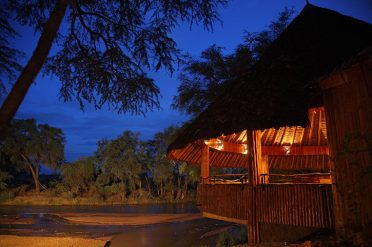 Samburu Game Lodge Vulturine Bar