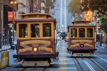 San Francisco trams