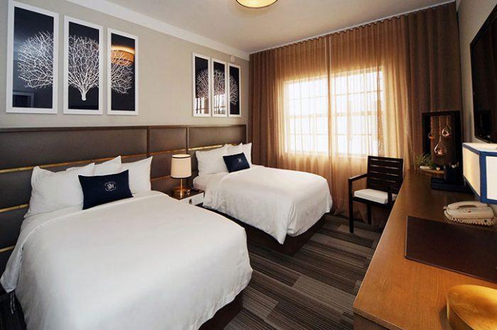 San Juan Bedroom