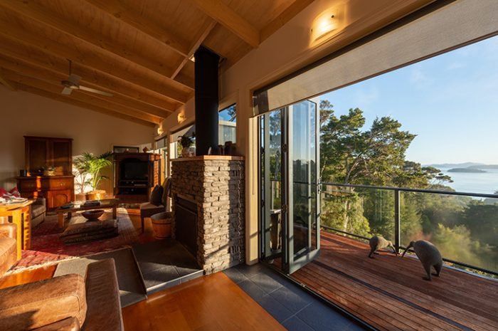 Balcony view, Sanctuary