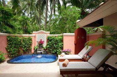 Santiburi Resort Grand Deluxe Garden with Pool