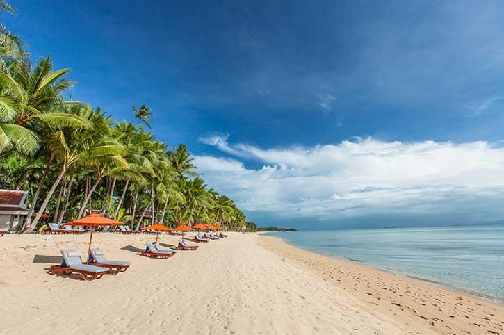 Santiburi Koh Samui Beach