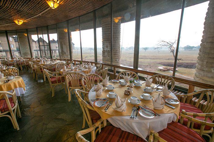 Sarova Salt Lick Lodge Restaurant