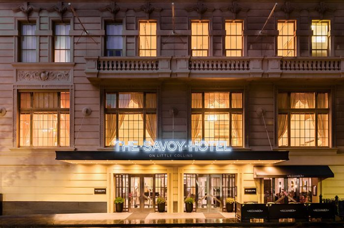 Savoy Exterior