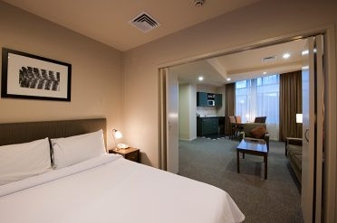 Scenic Auckland Room Layout