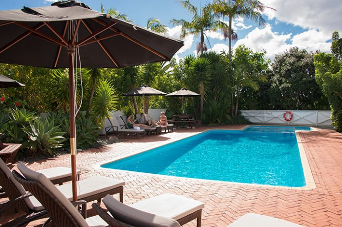 Scenic Hotel Bay of Islands Pool