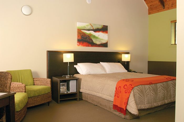 Scenic Hotel Bay of Islands Standard Room