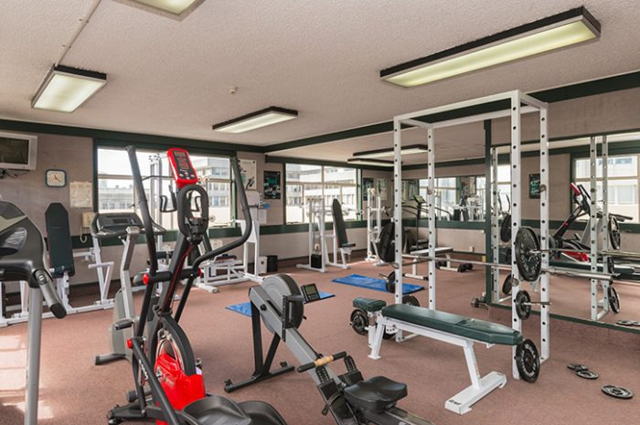 Scenic Dunedin Southern Cross Gym