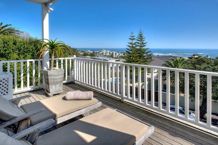Sea Five Junior Suite Balcony