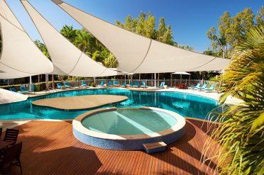 Seashells Broome Swimming Pool