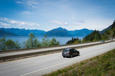 Seato Sky Highway, Canada