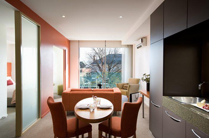 Sebel Launceston Kitchen Dining Area
