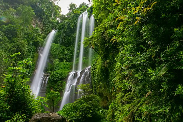 Sekumpul Waterfalls, Bali